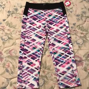Multicolor SO athletic pants